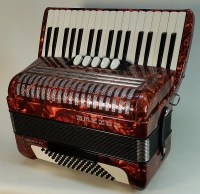Hohner Concerto III N rot